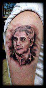 El Paso Tattoo Artist Alex 1