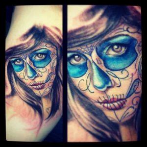 El Paso Tattoo Artist Alex