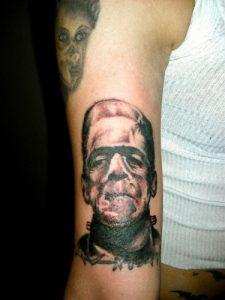 El Paso Tattoo Artist Marty 1