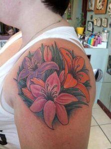 Louisville Tattoo Artist Gary Bell 2
