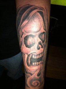 Louisville Tattoo Artist Gary Bell