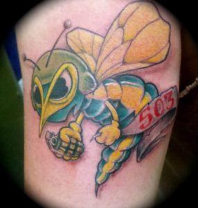 Louisville Tattoo Artist Jeremiah 1