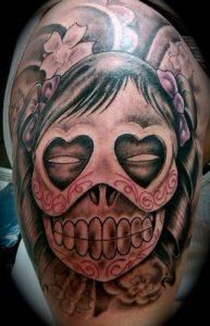 Louisville Tattoo Artist Jeremiah 2