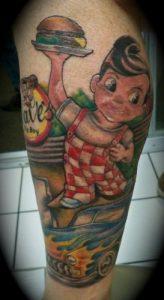 Louisville Tattoo Artist Jeremiah