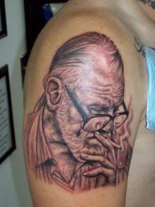 Louisville Tattoo Artist Joel