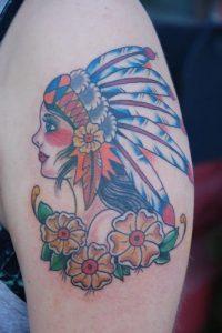 Louisville Tattoo Artist Rachael 2