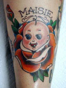 Louisville Tattoo Artist Rachael