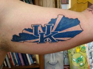Louisville Tattoo Artist S8N 1