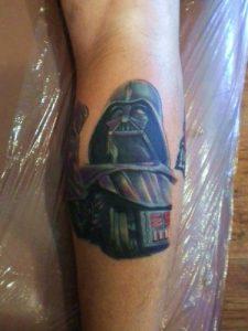 Louisville Tattoo Artist Shane Penning 1