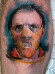 Louisville Tattoo Artist Shane Penning