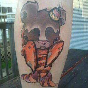 Louisville Tattoo Artist Valentine 3