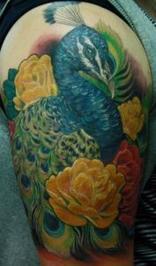 Phoenix Tattoo Artist Eric James 2