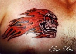 Phoenix Tattoo Artist Iron Dan 3