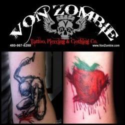 Phoenix Tattoo Shop Von Zombie <br>(3)