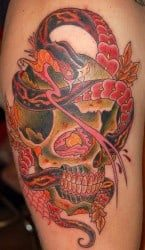 Denver Tattoo Artist Ben Parker 2