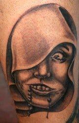Denver Tattoo Artist Jessica 1