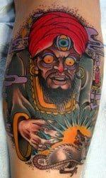 Denver Tattoo Artist Sky James 2