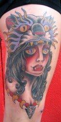 Denver Tattoo Artist Sky James