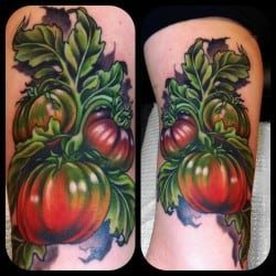Minneapolis Tattoo Artist Jessi Lawson 1