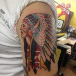 Washington DC Tattoo Artist Tim Corun