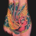 Best Tattoo Artist in Anaheim Smiley 3