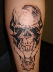 Charlotte Tattoo Artist Bo Ellis 1