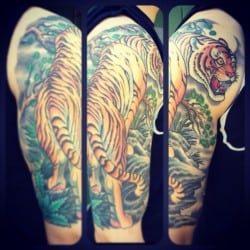 Charlotte Tattoo Artist Dave Scearce 1