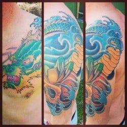 Charlotte Tattoo Artist Dave Scearce 2