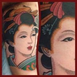 Charlotte Tattoo Artist Dave Scearce 3