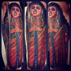 Charlotte Tattoo Artist Dave Scearce