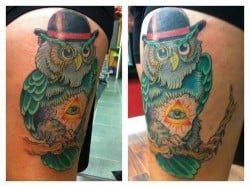 Charlotte Tattoo Artist Eli 3