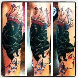 Charlotte Tattoo Artist Eli