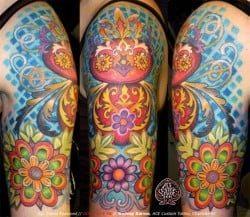 Charlotte Tattoo Artist Rodney Raines 1