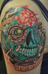 Charlotte Tattoo Artist Scott Cole 1