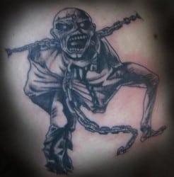Charlotte Tattoo Artist Trent Walker 2