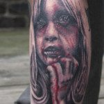 Columbus Tattoo Artist Drew 2