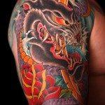 Columbus Tattoo Artist Durb Morrison 2