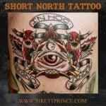Columbus Tattoo Artist J Brett Prince 1
