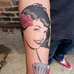 Columbus Tattoo Artist Scott Santee 2