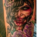 Columbus Tattoo Artist Stacey Hill 3