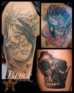 Milwaukee Tattoo Artist Brock Steven 3