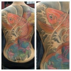 San Diego Tattoo Artist Mark Nes 1