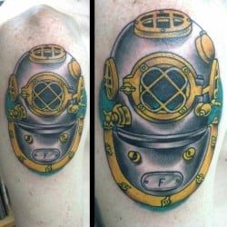 San Diego Tattoo Artist Mark Nes 3