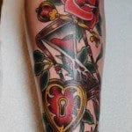 Seattle Tattoo Artist Clark Kent 3