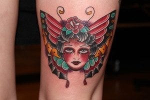 Seattle tattoo artist clark kent tattoo seo for Best tattoo artists in spokane
