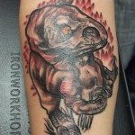 El Paso Tattoo Artist Sammy Duarte
