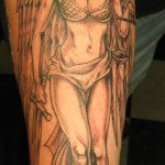 Memphis Tattoo Artist David Evans 2