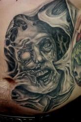 Albuquerque Tattoo Artist Ben Shaw
