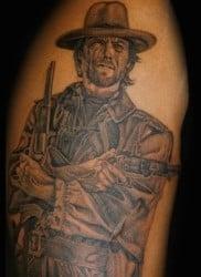 Albuquerque Tattoo Artist Brian Everett