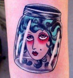 Albuquerque Tattoo Artist Chris 1